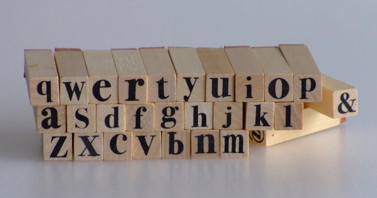 ローマ字 と 英語 の 違い