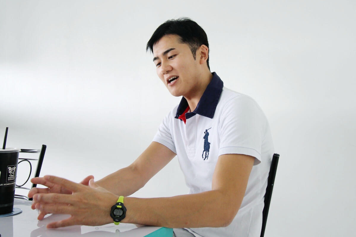 留学体験談|公認会計士の遠藤さん インタビュー1|フィリピン留学・セブ留学でビジネス英語を学ぶなら語学学校ブライチャー