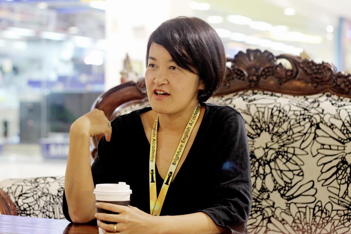 フィリピン留学・セブ留学は語学学校ブライチャー|留学体験談|静さん インタビュー