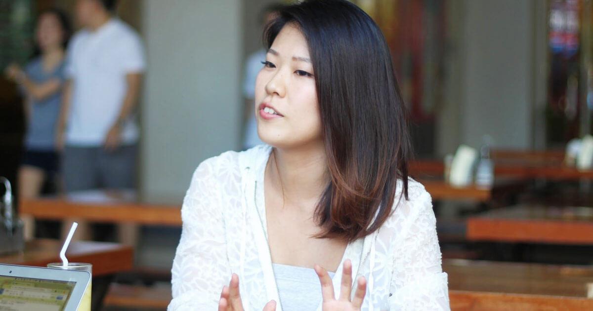 留学体験談|鈴木あかねさんインタビューの様子4|フィリピン留学・セブ留学でビジネス英語を学ぶなら語学学校ブライチャー