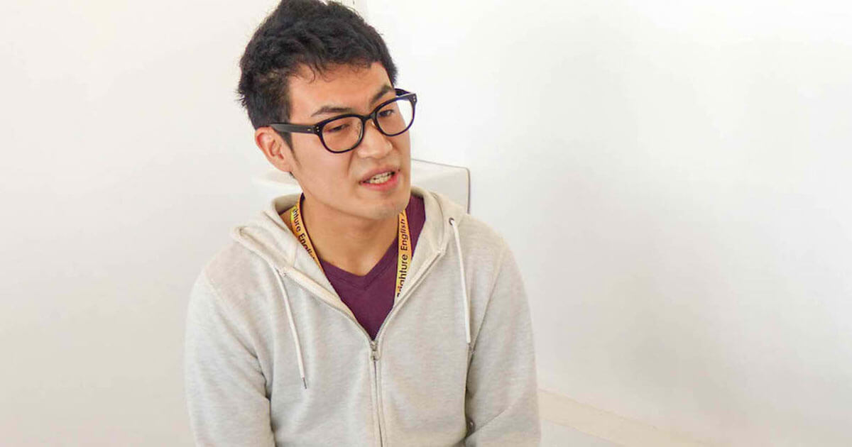 いますぐ必要だった「読み書き」を伸ばすためブライチャーへ | フィリピン留学体験談 奥田健太さん