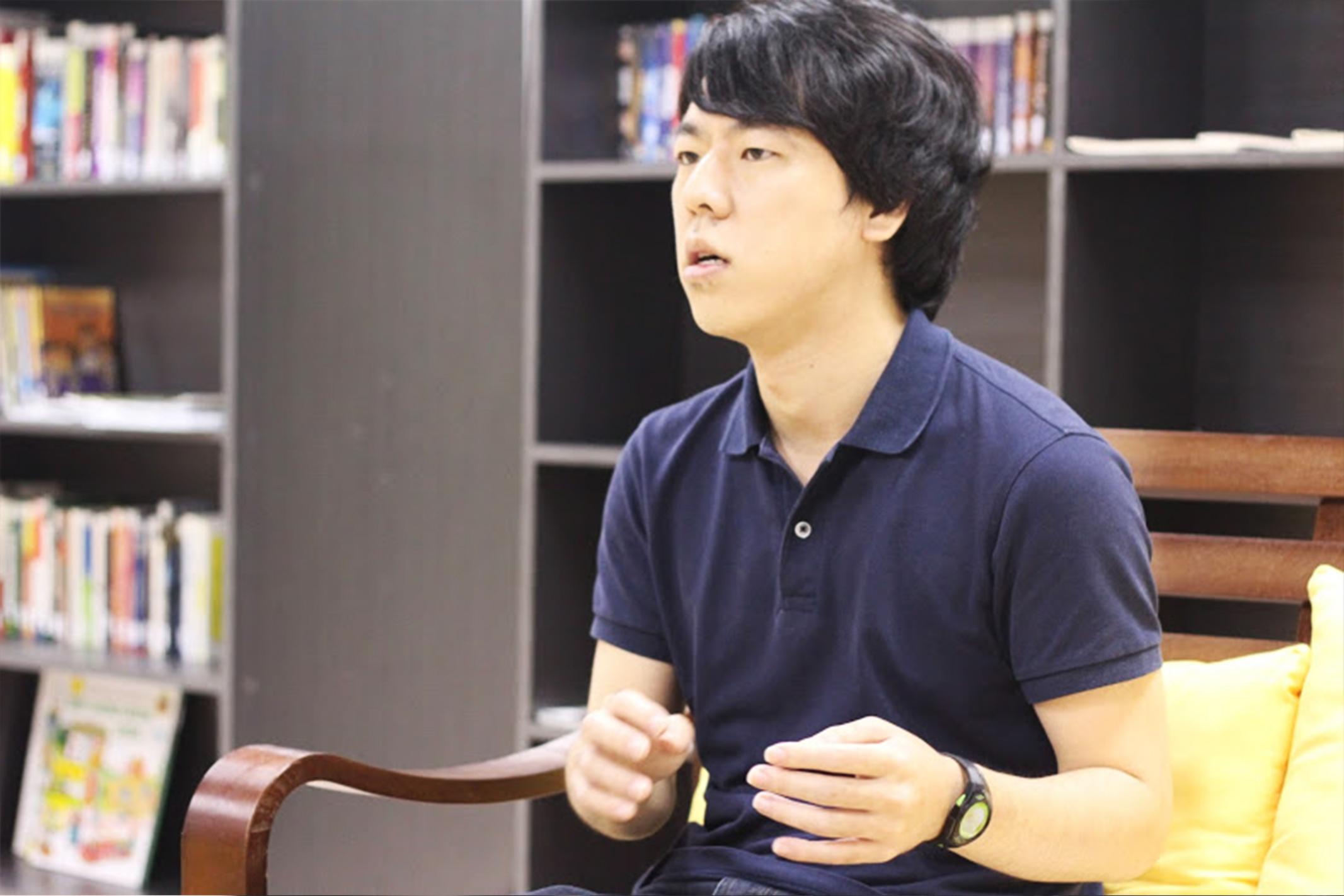 英語を極めるためブライチャーへ。TOEIC915、東京大学卒、米国留学。