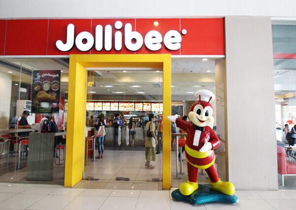 フィリピンの国民的ファーストフードJollibee